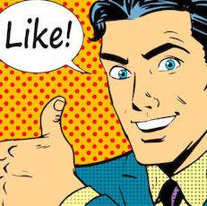Le principe du Like (J'aime-J'aime pas) prend trop d'importance sur le Net.