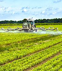 Le conflit soulevé par l'usage des pesticides pousse certains agriculteurs à allumer des feux de la colère.