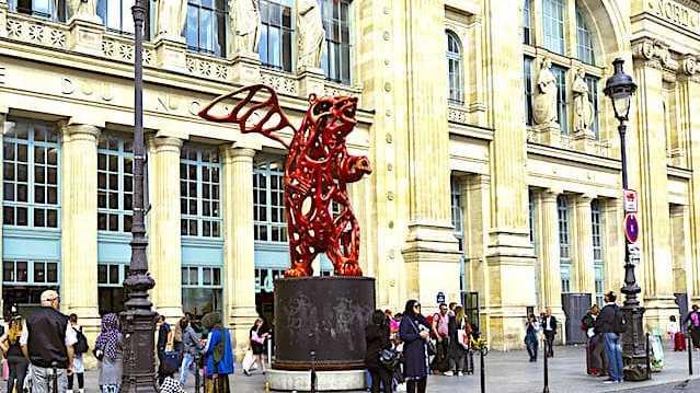 Cropped Le Re Ame Nagement De La Gare Du Nord Suscite Une Pole Mique