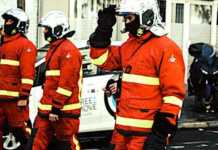 Cropped Les Agressions De Pompiers Sont En Train Dexploser En France