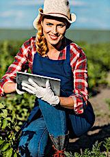 En devenant un point-relais avec Agrikolis, des agriculteurs touchent un complément de revenus.