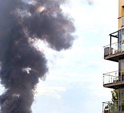 Les conséquences réelles de l'incendie de l'usine Lubrizol restent à préciser.