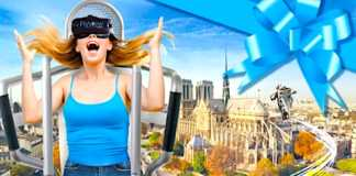 L'Impossible Visite est la nouvelle attraction culturelle de FlyView Paris.