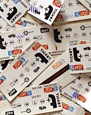 Le fameux carnet de dix tickets de métro en carton vendu en région francilienne a nettement augmenté.