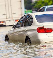 Les dernières inondations dans le Sud de la France ont dévasté certaines villes.