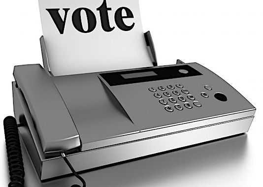 Les machines à voter restent une question à trancher pour le Gouvernement.