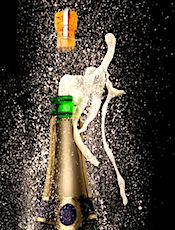 Les ventes du champagne français progressent fortement à l'étranger.