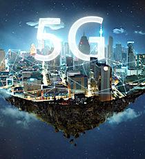 photo d'un monde connecté pour un enjeu de la 5G
