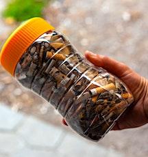 La chasse aux mégots à Toulouse a permis d'en ramasser des litres.