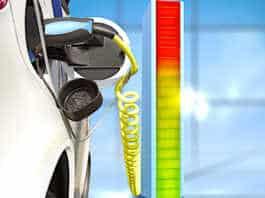 Le développement de la voiture électrique française va bénéficier d'une enveloppe de 50 millions d'euros.