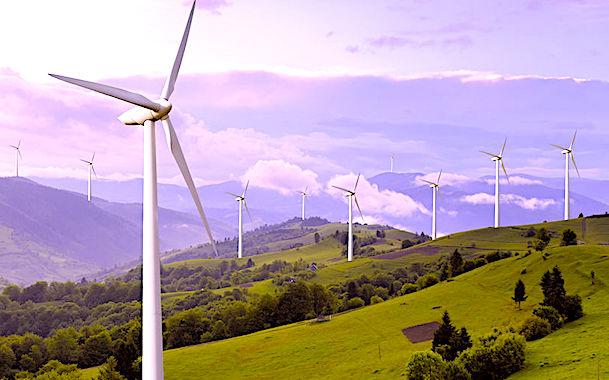 L'efficacité des éoliennes est remise en cause par certaines études.