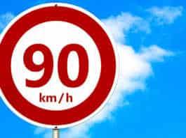 Retourner au 90 km/heure n'est pas forcément une possibilité bien perçue par tous les maires.