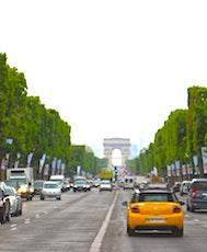 Des limitations environnementales peuvent s'appliquer aux vitesses de circulation.