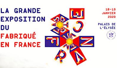 """Le """"Fabriqué en France"""" a été mis à l'honneur à l'Elysée."""