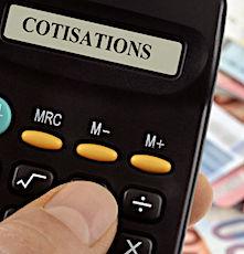 photo d'une calculette pour illustrer la possibilité de hausse des cotisations sociales