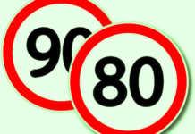 Revenir au 90 km/heure sera possible sur certains tronçons routiers, sous certaines conditions.
